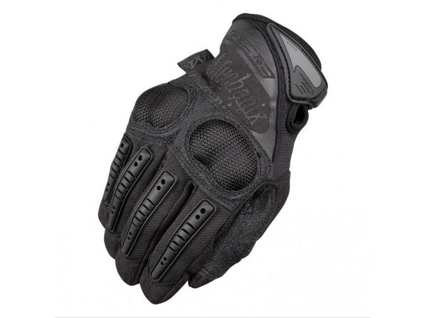 Mechanix Wear Gloves, M-Pact3, Black (Size L)