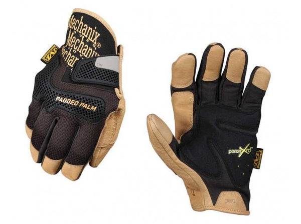 Mechanix Wear Gloves, Material4X M-Pact (Size L)