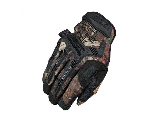 Mechanix Wear Gloves, M-Pact, Mossy Oak Infinity (Size XL)