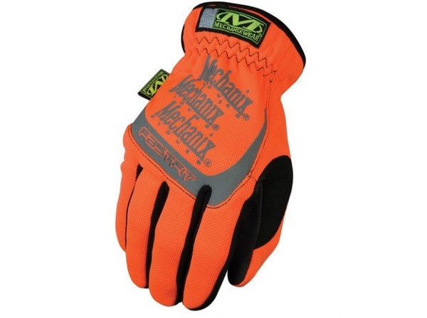 Mechanix Wear Safety FastFit - Orange (Size M)