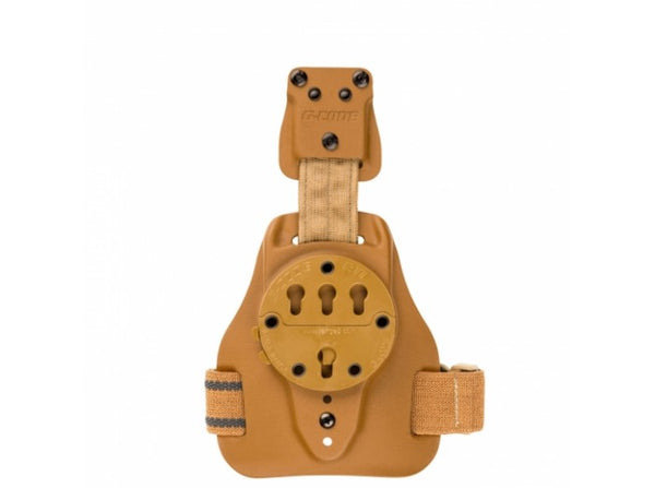 G-code - MULE - ISS CARRY PLATFORM WITH RTI HANGER (TAN)