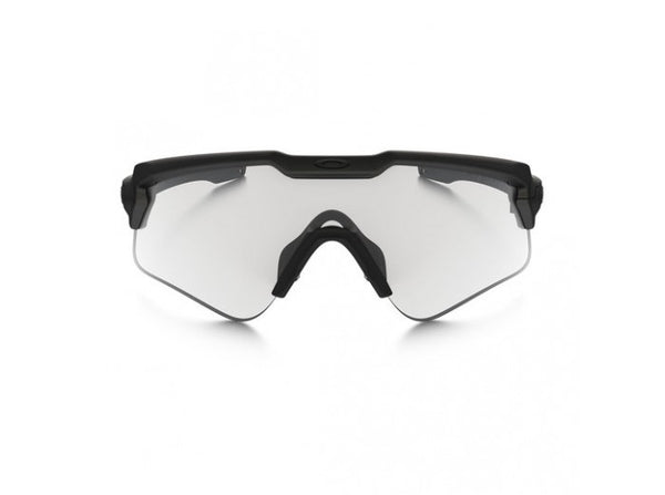 Oakley SI Ballistic M Frame Alpha Array (Matte Black / Grey & Clear Lens) (OO9296-05)