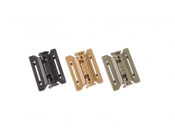 PSIGEAR Hinge™ Mark II Compact Version Buckles