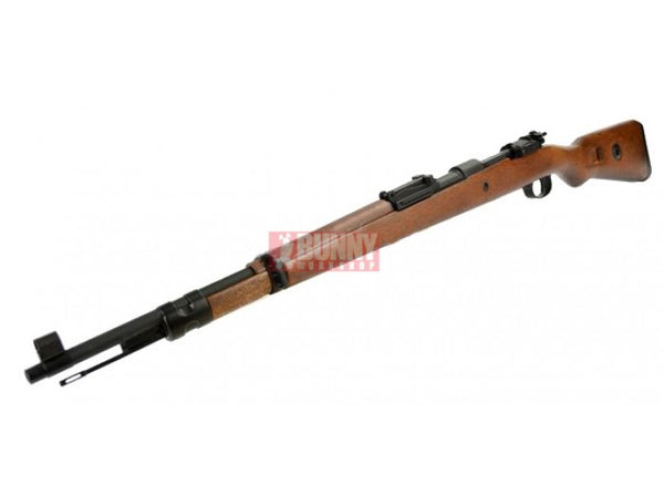 PPS - Airsoft Real Wood Frame Kar-98K Gas Bolt Action Rifle