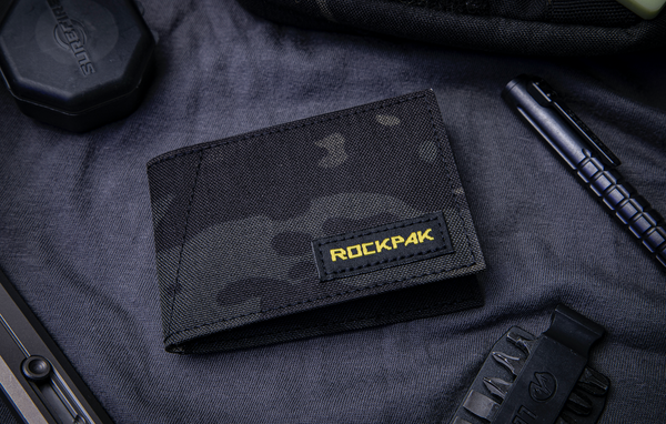 ROCKPAK RFID Blocking Card Holder Wallet