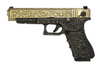 WE Aluminum Slide G35 GBB Pistol Classic Pattern(w/Case)