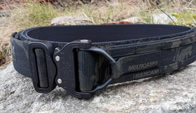 RICONTACTICAL - Tactical Belt (MULTICAM BLACK)