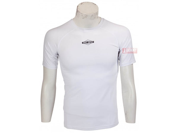 Tru-Spec TRU Ultralight Dry-Fit T-Shirt (White) - Size M