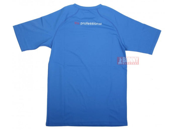 Tru-Spec TRU Ultralight Dry-Fit T-Shirt (Blue) - Size M