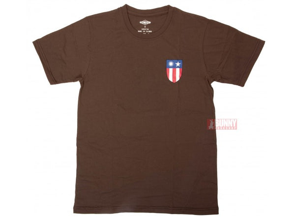 TRU-SPEC Flying Tiger Limited T-Shirt (Brown) - Size M