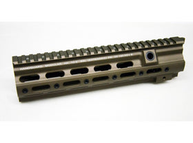 TW - G Style SMR 10.5 Inch Rail for Marui HK416 ERG (Dark Earth)