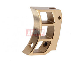 UAC - Stainless Steel Trigger for Hi-Capa GBB (Type A, Gold)