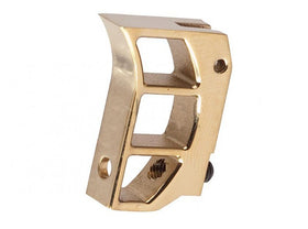 UAC - Stainless Steel Trigger for Hi-Capa GBB (Type B, Gold)