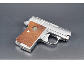 WE - CT25 .25 ACP COLT GBB Airsoft Pistol (Silver)