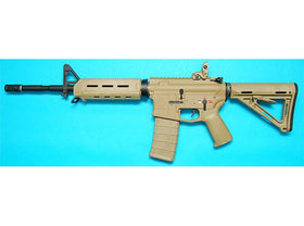 MAGPUL (G&P) M4 Carbine MOE AEG (Dark Earth)