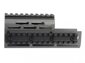 Strike Industries AK Modular / KeyMod Handguard Rail (Grey)