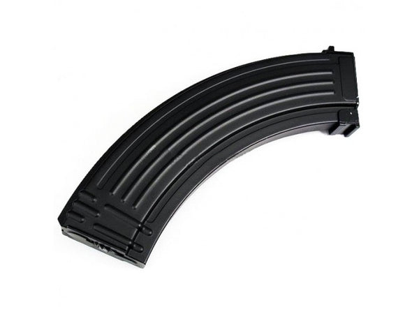 CYMA - 800rds Hi-Cap Long Magazine for AK Series AEG (Metal Black)