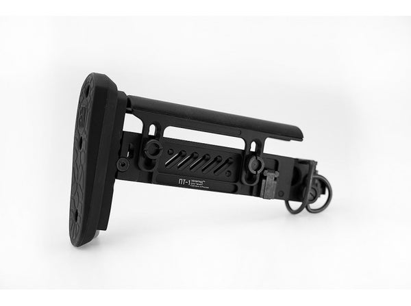 Asura Dynamics - PT-1 Gen 2 Folding Tactical Stock for AEG/GBB