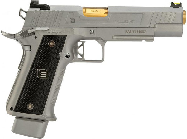 EMG Salient Arms International 2011 5.1 GBB Pistol (Silver)