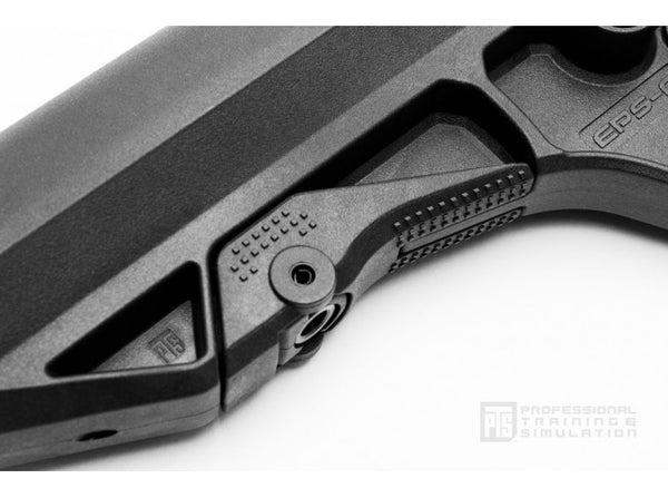 PTS Enhanced Polymer Stock - Compact (EPS-C) Black