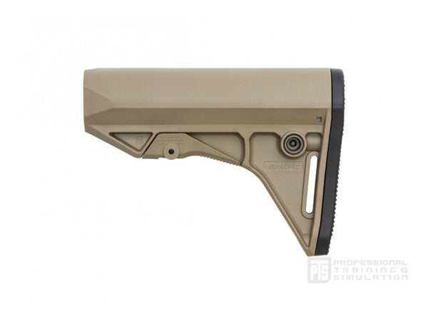 PTS Enhanced Polymer Stock - Compact (EPS-C) Flat Dark Earth