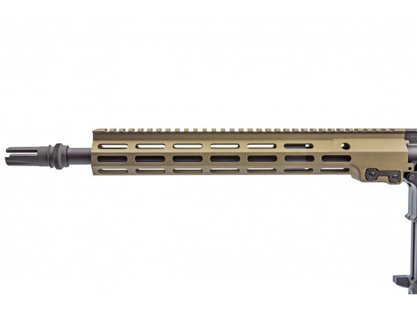 Angry Gun MK16 M-Lok 13.5 inch Rail Airsoft Version for AEG/ GBB/ PTW (Sopmod Block III) -DDC
