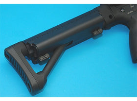 G&P Marine Battery Stock for M4/M16 AEG (Olive Drab)