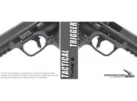 UAC - Tactical Trigger Type B For TM M&P9 (Black)