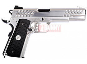 WE M1911 KNIGHT HAWK Full Metal GBB Pistol (with Marking) -SI
