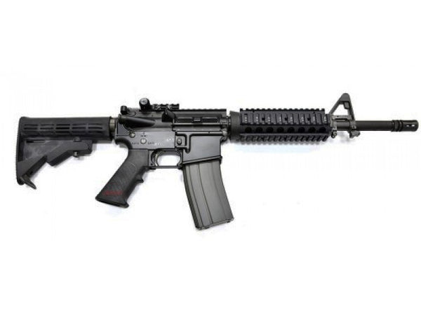GHK M4A1 RAS Gas Blow Back Rifle 2017 Ver.2 (Cybergun Licensed Colt Marking/12.5 inch)