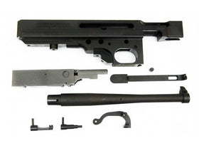 Mafioso Airsoft - Full Steel M1A1 Thompson Conversion Kit For Cybergun/ WE M1A1 GBB