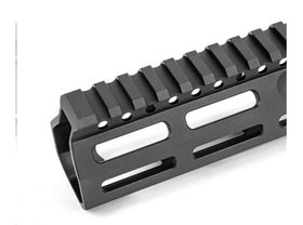 PTS ZEV Wedge Lock 12 inch Handguard for M4 AEG/ GBB/ PTW Series - Black