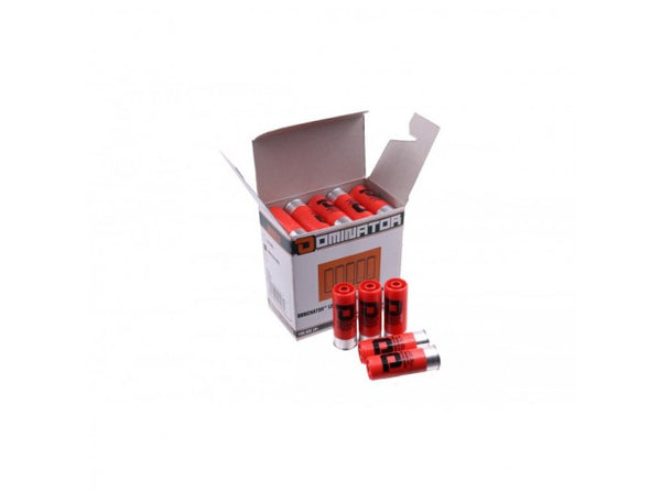 Dominator™ 12 Gauge Gas Shotgun Shells - Red (25 Shells/Pack)