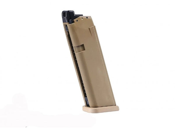 Umarex - 22 Rounds Magazine for Glock 19X GBB Airsoft Pistol (By VFC)