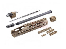 WE - Metal RAPTOR Adaptive Rail System for WE M4 GBB Series (DE)