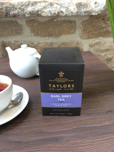 Taylors of Harrogate Tea - Earl Grey