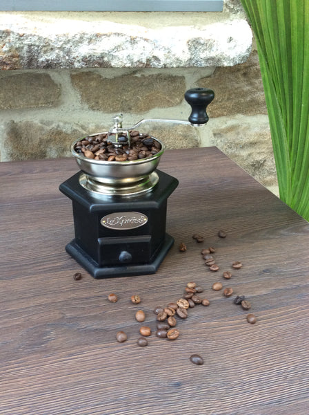 Le Express Manual Coffee Grinder