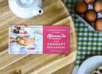 Afternoon Tea Experience Voucher