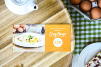 £20 Crag House Farm Voucher