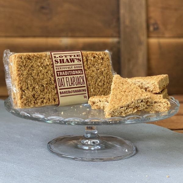 Lottie Shaw's Traditional Flapjack (300g)