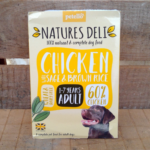 Natures Deli - Turkey & Chicken