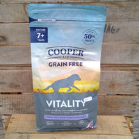 Cooper & Co -VITALITY - Trout with Sweet Potato & Seaweed (1.5Kg)