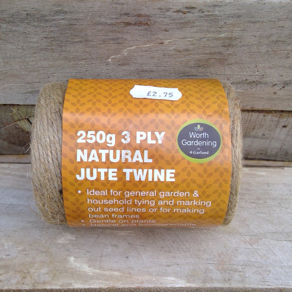 3 Ply Natural Jute Twine