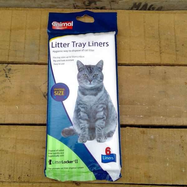 Litter Tray Liners - Universal Size