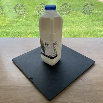 Milk - Full Fat 1Ltr