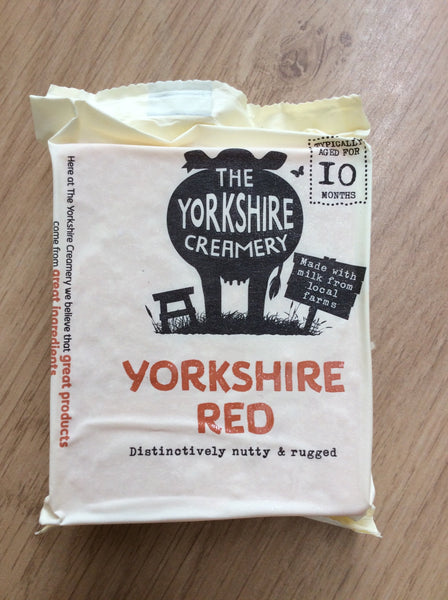 Yorkshire Red Cheese (per 200g)