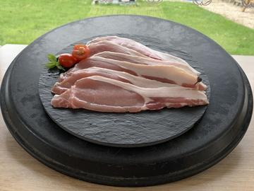 Sykes House Farm - 6 Rashers Bacon Dry Cured