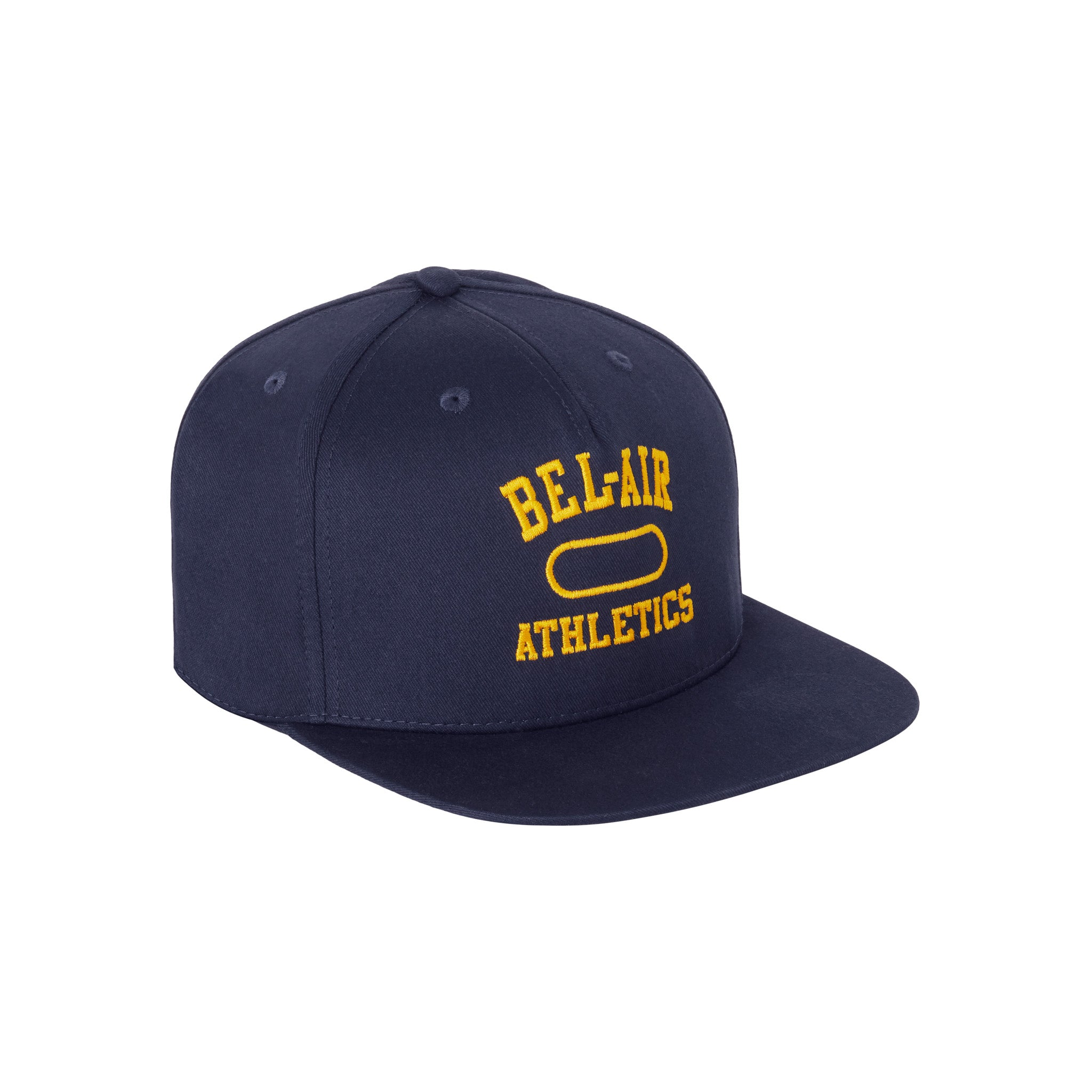 Gym Logo Dad Cap - NAVY