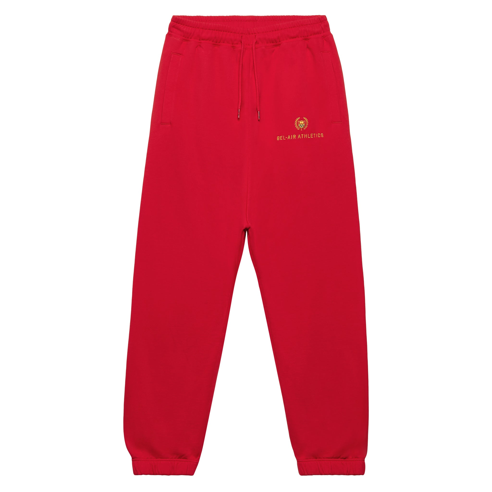 Academy Crest Sweatpant - ACADEMY RED
