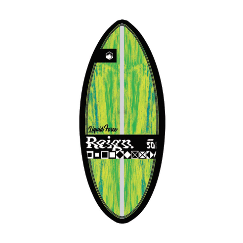 LIQUID FORCE REIGN SKIM WAKESURFER BOARD 2021